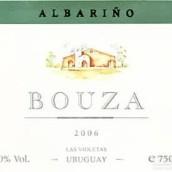 博萨酒庄阿尔巴利诺白葡萄酒(Bodega Bouza Albarino,Montevideo,Uruguay)