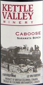 凯拓谷卡布斯加强酒(Kettle Valley Winery Caboose Formerly Starboard,Okanagan ...)