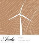 安娜巴涡轮混合干红葡萄酒(Anaba Turbine Red Blend,Sonoma Valley,USA)