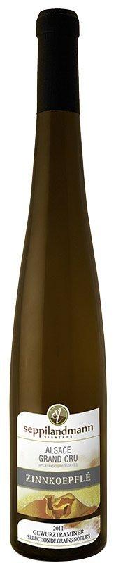 塞比精选贵族琼瑶浆甜白葡萄酒(Seppi Landmann Gewurztraminer Selection de Grains Nobles,...)