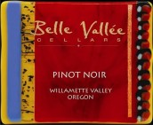 美谷酒庄黑皮诺干红葡萄酒(Belle Vallee Cellars Pinot Noir, Willamette Valley, USA)