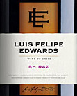 埃德华兹西拉干红葡萄酒(Luis Felipe Edwards Shiraz,Central Valley,Chile)