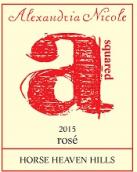 尼科尔a2系列桃红葡萄酒(Alexandria Nicole Cellars a2 Rose, Washington, America)