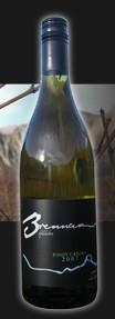 布伦南皮诺格里乔干白葡萄酒(Brennan Pinot Grigio,Central Otago,New Zealand)