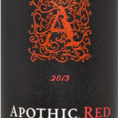 阿普斯克酿酒师混酿干红葡萄酒(Apothic Red Winemaker's Blend,California,USA)