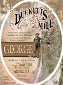 达克特磨坊酒庄乔治30年波特加强酒(Ducketts Mill Wines George 30 Year Old Port,Denmark,...)