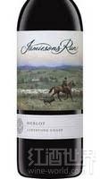 杰姆森梅洛干红葡萄酒(Jamiesons Run Merlot,Coonawarra,South Australia)
