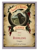 俏佳人干型雷司令干白葡萄酒(Sweet Cheeks Winery Dry Riesling,Willamette Valley,USA)