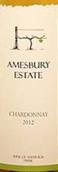 埃姆斯伯里庄园霞多丽干白葡萄酒(Amesbury Estate Chardonnay,Riverina,Australia)
