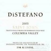 迪斯泰法诺圣约翰市干红葡萄酒(DiStefano Winery Saint John,Columbia Valley,USA)