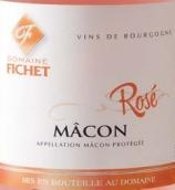 费舍酒庄(马贡村)桃红葡萄酒(Domaine Fichet Macon Rose,Maconnais,France)