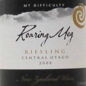 困难山呼啸梅雷司令干白葡萄酒(Mt Difficulty Roaring Meg Riesling,Central Otago,New Zealand)