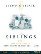露纹兄妹长相思-赛美蓉干白葡萄酒(Leeuwin Estate Siblings Sauvignon Blanc - Semillon, Margaret River, Australia)