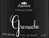 拉博丝特珍藏系列歌海娜干红葡萄酒(Casa Lapostolle Collection Grenache,Maule Valley,Chile)