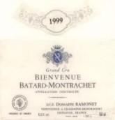 拉梦内酒庄比维纳斯(巴塔-蒙哈榭特级园)白葡萄酒(Domaine Ramonet Bienvenues-Batard-Montrachet Grand Cru, Cote de Beaune, France)