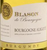 勃艮第布莱森阿里高特干白葡萄酒(Blason de Bourgogne Aligote,Burgundy,France)