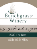 禾草巴德红葡萄酒(Bunchgrass Winery The Bard,Walla Walla Valley,USA)