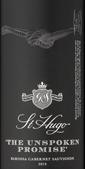 圣雨果酒庄无言承诺赤霞珠红葡萄酒(St Hugo The Unspoken Promise Cabernet Sauvignon, Barossa Valley, Australia)
