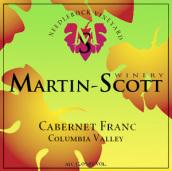 马丁斯科特针岩园品丽珠干红葡萄酒(Martin Scott Needlerock Vineyard Cabernet Franc, Columbia Valley, USA)