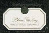 布登维沃莱茵河雷司令 干白葡萄酒(Buitenverwachting Rhine Riesling, Constantia, South Africa)
