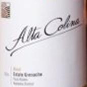 阿尔塔科利纳酒庄系列歌海娜桃红葡萄酒(Allta Colina Estate Grenache,Paso Robles,USA)