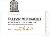 菲舍莱费特斯干白葡萄酒(Jean-Philippe Fichet Les Referts,Puligny-Montrachet Premier ...)