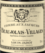 路易亚都康柏雅克干红葡萄酒(Louis Jadot Combe aux Jacques, Beaujolais Villages, France)