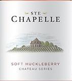 格言圣礼拜堂城堡系列温和越橘桃红葡萄酒(Precept Ste.Chapelle Chateau Series Soft Huckleberry,Idaho,...)