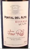 奥拓珍藏混酿干红葡萄酒(Portal del Alto Reserva Four Reds,Maule Valley,Chile)