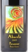 阿坝塞拉佩尔梅尔干红葡萄酒(Abacela Vineyards Estate Grown Paramour, Umpqua Valley, USA)