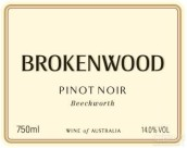 恋木传奇黑皮诺干红葡萄酒(Brokenwood Pinot Noir, Beechworth, Australia)
