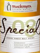 麦克米拉特别系列08号瑞典单一麦芽威士忌(Mackmyra Special 08 Svensk Single Malt Whisky,Sweden)