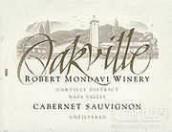 蒙大维赤霞珠干红葡萄酒(Robert Mondavi Winery Cabernet Sauvignon, Oakville, USA)