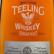 帝霖年份珍藏系列24年单一麦芽爱尔兰威士忌(Teeling Whiskey Vintage Reserve Collection Aged 24 Years ...)