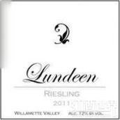伦丁酒庄雷司令干白葡萄酒(Lundeen Riesling, Willamette Valley, USA)