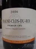 Domaine Tollot-Beaut Clos du Roi, Beaune Premier Cru, France