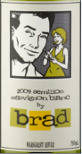 阿玛托布莱德系列赛美蓉长相思混酿干白葡萄酒(Amato Vino Brad Semillon Sauvignon Blanc,Margaret River,...)