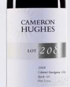 卡梅隆休斯208区赤霞珠西拉干红葡萄酒(Cameron Hughes Lot 208 Cabernet Sauvignon-Syrah,Napa Valley,...)