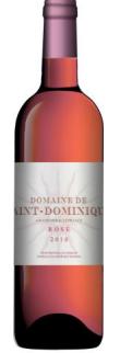 圣多米尼克桃红葡萄酒(Domaine de Saint Dominique Rose,Paulliac,France)