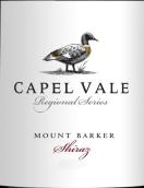 开普谷区域系列巴克山西拉干红葡萄酒(Capel Vale Wines Regional Series Shiraz, Mount Barker, Australia)