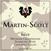 马丁斯科特粉色布鲁特起泡酒(Martin Scott Pink Brut, Columbia Valley, USA)