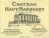 奥马赫酒庄干红葡萄酒(Chateau Haut-Marbuzet,Saint-Estephe,France)