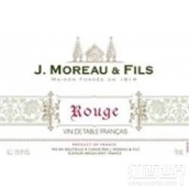 J莫罗父子干红葡萄酒(J.Moreau&Fils Rouge,France)
