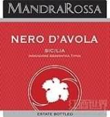 马尔拉罗萨黑珍珠干红葡萄酒(Mandrarossa Nero d'Avola,Sicily,Italy)