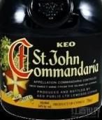 乔圣约翰卡曼达蕾雅甜酒(Keo St.John Commandaria, Cyprus)