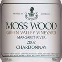 慕丝森林格林谷园霞多丽干白葡萄酒(Moss Wood Green Valley Vineyard Chardonnay,Margaret River,...)