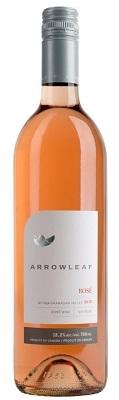 剑叶酒庄半干桃红葡萄酒(Arrowleaf Rose,Okanagan Valley,Canada)
