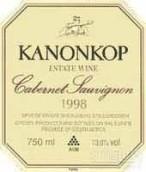 炮鸣之地赤霞珠干红葡萄酒(Kanonkop Cabernet Sauvignon, Stellenbosch, South Africa)