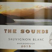 声音酒庄长相思干白葡萄酒(The Sounds Sauvignon Blanc,Marlborough,New Zealand)