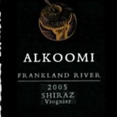 安布利黑标签西拉-维欧尼干红葡萄酒(Alkoomi Black Label Shiraz-Viognier,Frankland River,Western ...)